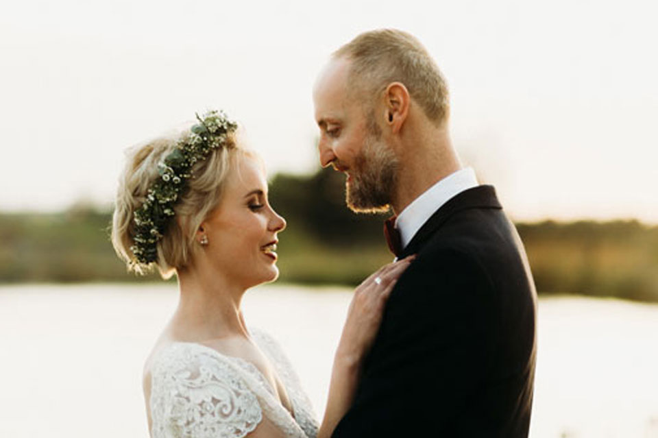 One of our stunning brides